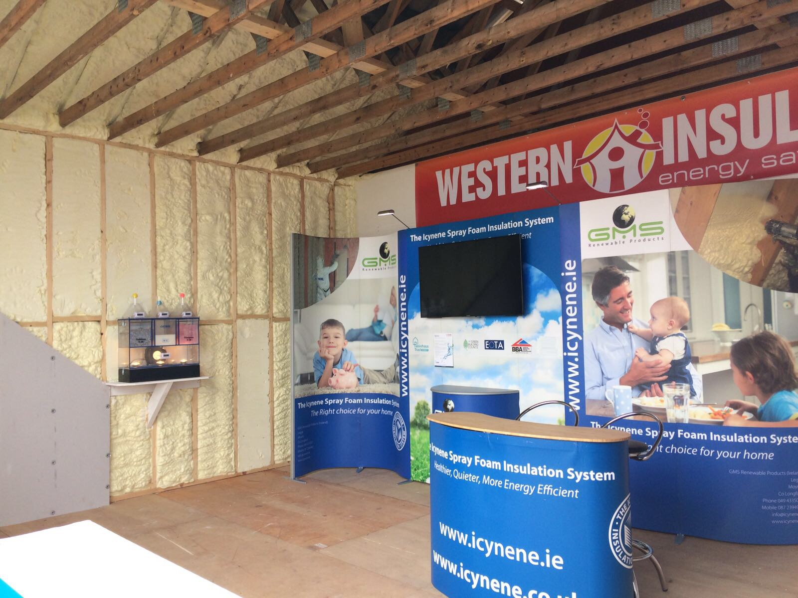 Salon de l agriculture d irlande icynene belgique - Nombre de visiteurs salon de l agriculture ...